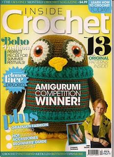 REVISTAS DE CROCHET GRATIS: Revista amigurumis
