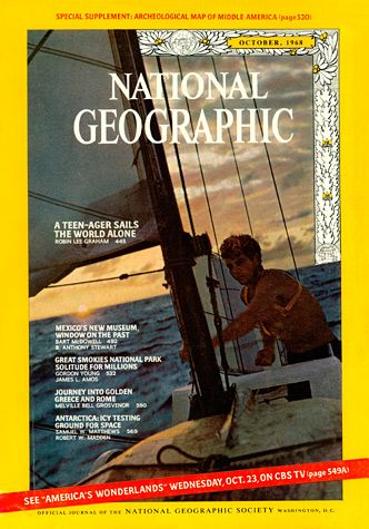 National Geographic Magazine: 50 Years of Covers ...