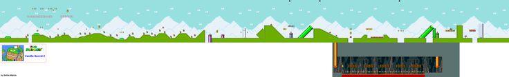 Super Mario World - Vanilla Secret 2