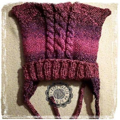 #RobiGabciaNaSzydelku #knithat #knit #mywork