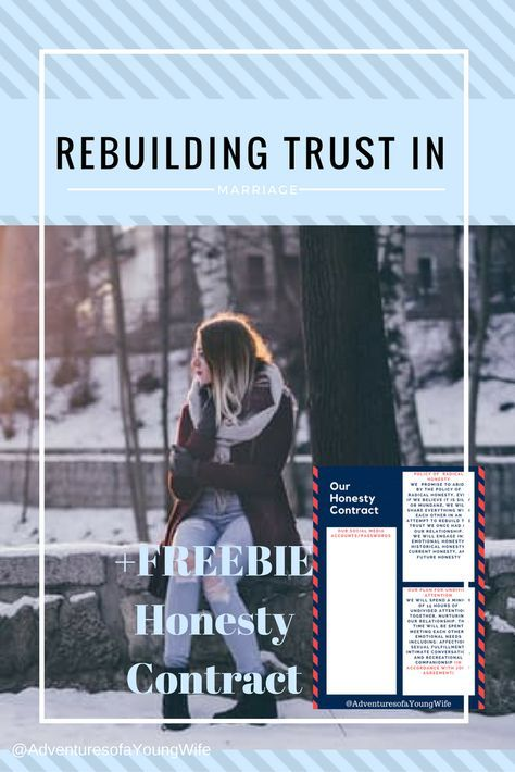 Rebuilding trust in your relationships can be extremely difficult and often feel impossible, but with some hard work and dedication you can rebuild that bridge and find your way back to each other