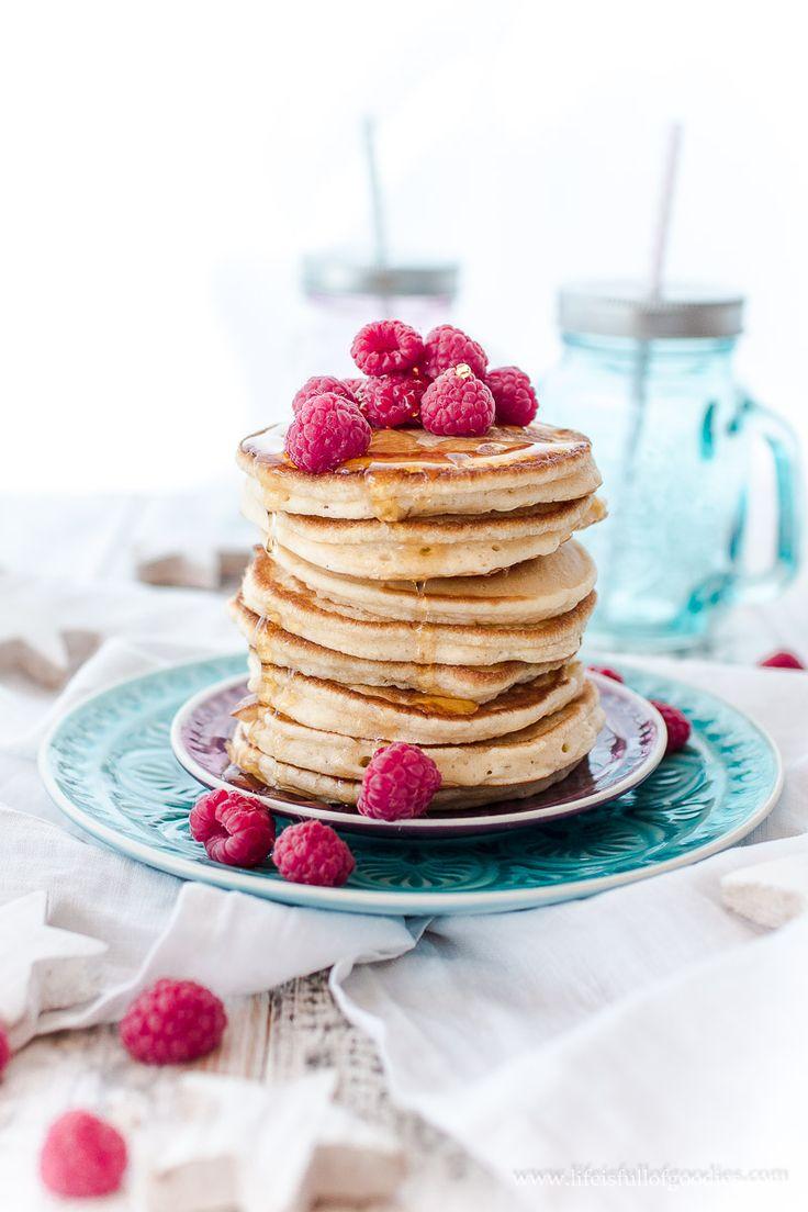 Pancakes – ganz klassisch – Life Is Full Of Goodies