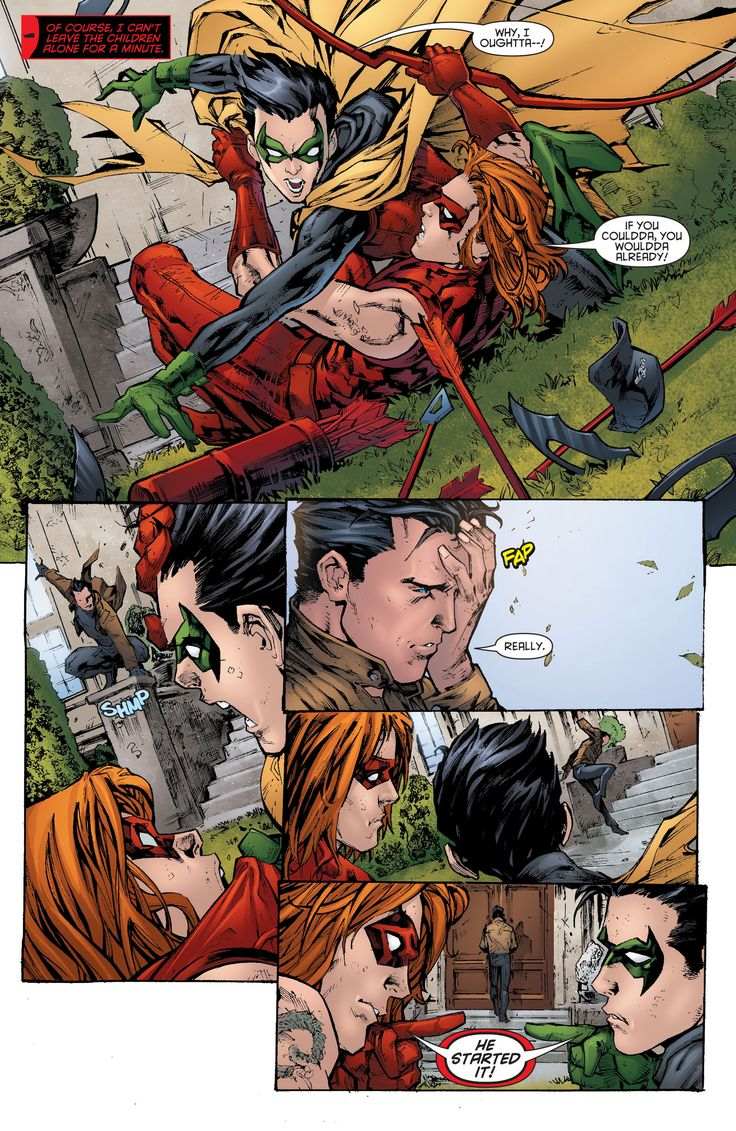 350 Best Teen Titans  Young Justice Images On Pinterest -5814