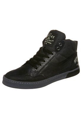 Replay NEVADA - High-top trainers - black - Zalando.co.uk · Shoes High ...