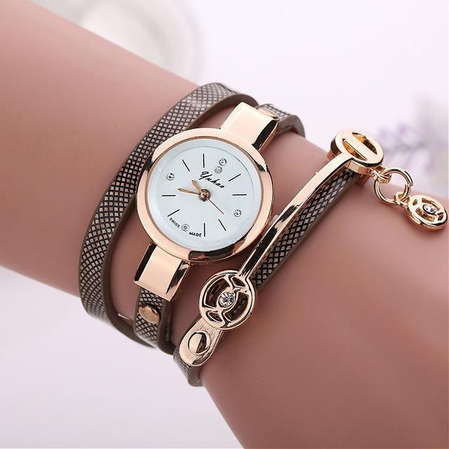 XINIU Women Bracelet Watch Quartz Watch Gift Wristwatch Women Dress Leatheriod Casual Bracelet Watches relogios femininos #0