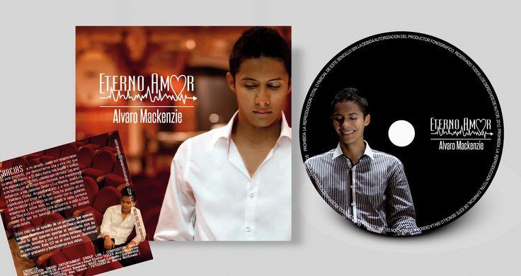 Diseño de caratula cd y cd