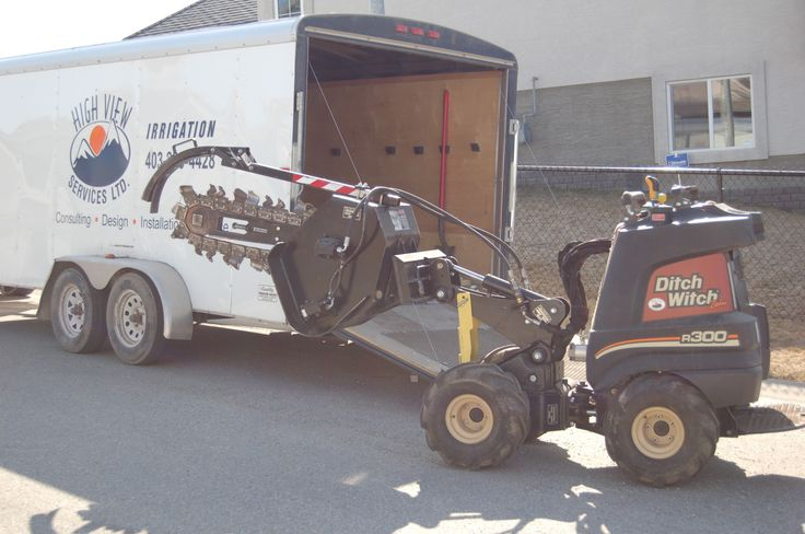 At HVS we have an extensive preventative maintenance program that we follow to keep our equipment in prime running condition. Following manufacturers maintenance recommendations and our Health and Safety Program requirements we work to keep our equipment productive at all times. Our equipment is reliable and wont cause delays in the project due to breakdown.  #hvservices #yyc #calgary #yychomes #lawncare #irrigation #yyclife