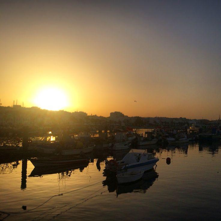 Sunset Lagos Portugal Algarve