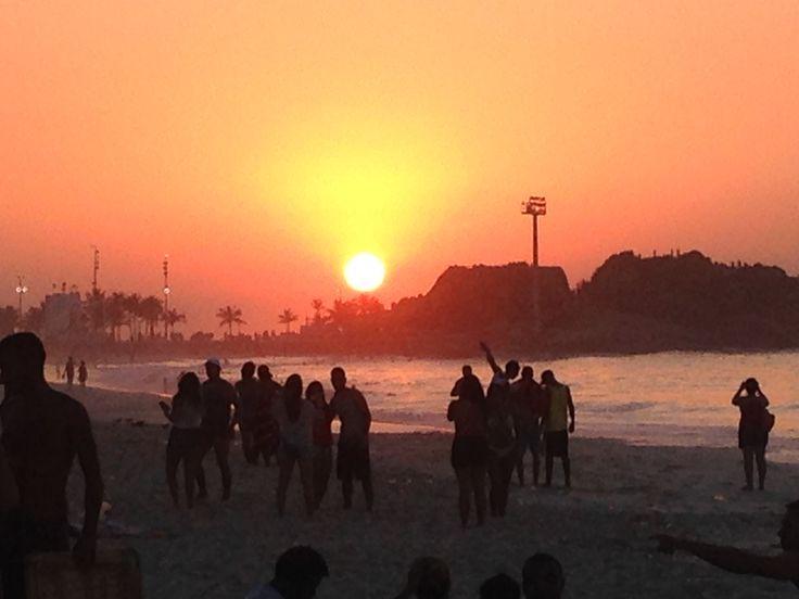 Arpoador e seus encantos. Rio de Janeiro, Brasil