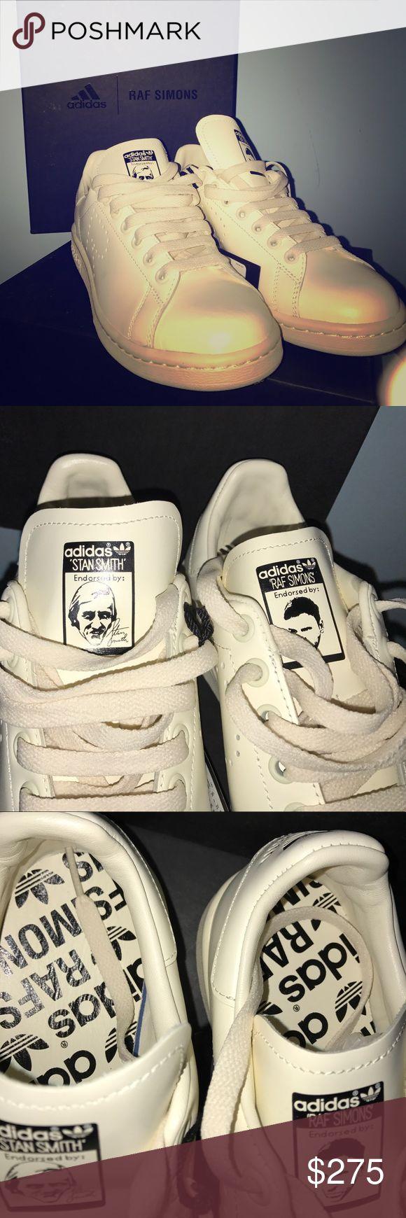 RAF SIMONS Sneakers (adidas) Raf Simons Stan Smith Raf Simons Shoes Sneakers
