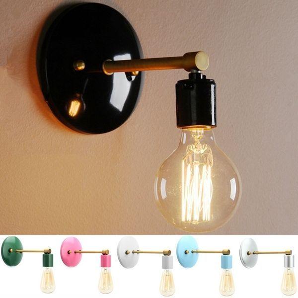 Die besten 25+ Wandlampe schlafzimmer Ideen auf Pinterest Bilder