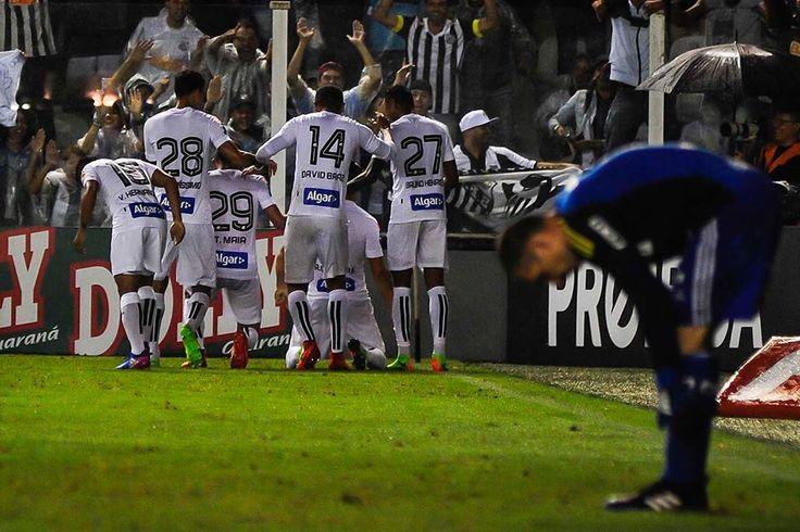 Hoje tem Santos! Enquanto não chega a hora do jogo, acesse aqui http://santosfutebolarte.omb10.com/SantosFutebolArte/imagens-de-santos-1-x-2-palmeiras-no-paulistao-2017 e veja 23 belas imagens da injusta derrota do Peixe!