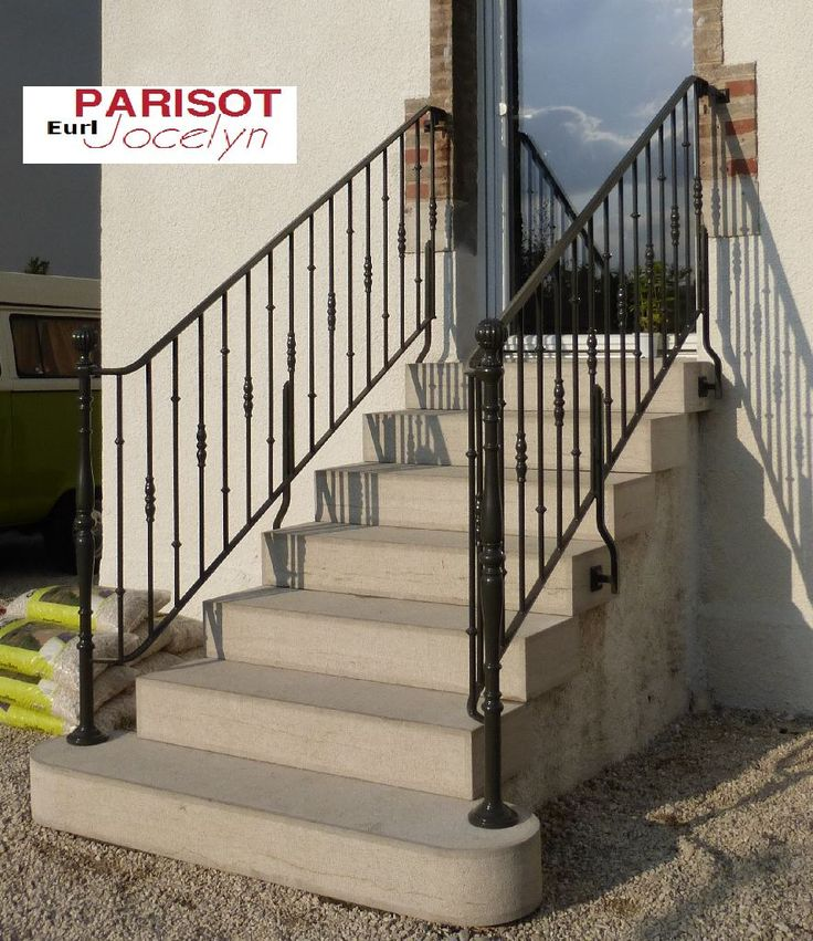 17 migliori idee su rampe ext rieure su pinterest rampe d escalier ext rieur escalier. Black Bedroom Furniture Sets. Home Design Ideas