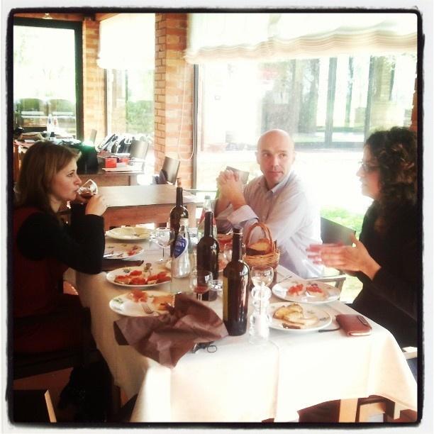 bruschette, salumi, formaggio, vino e chiacchiere. #cowinningacquaviva