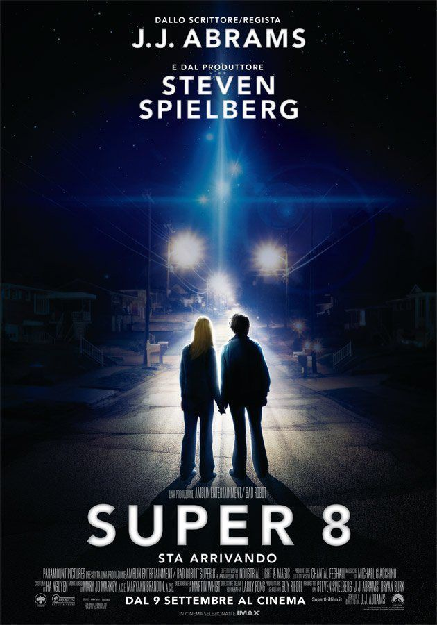 Super 8 film completo di Steven Spielberg e J. J. Abrams del 2011 in streaming HD gratis in italiano, guardalo online a 1080p e fai il download in alta definizione.