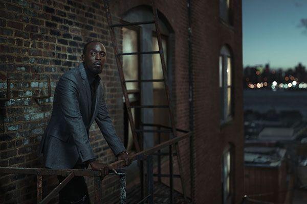 Michael K. Williams, Schauspieler und ACLU-Botschafter für die Beendigung der Massenhaft. Foto von Joey L.