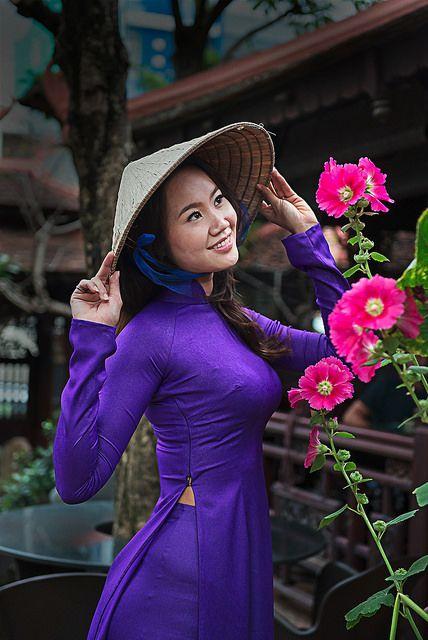 NIK0423 Z Vietnamese Dress Vietnam Costume Vietnamese Traditional Dress