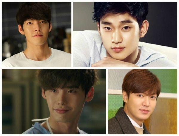 K-DRAMA FOREVER: Are Kim Soo Hyun, Lee Min Ho, Lee Jong Suk And Kim Woo Bin The New Hallyu Kings?