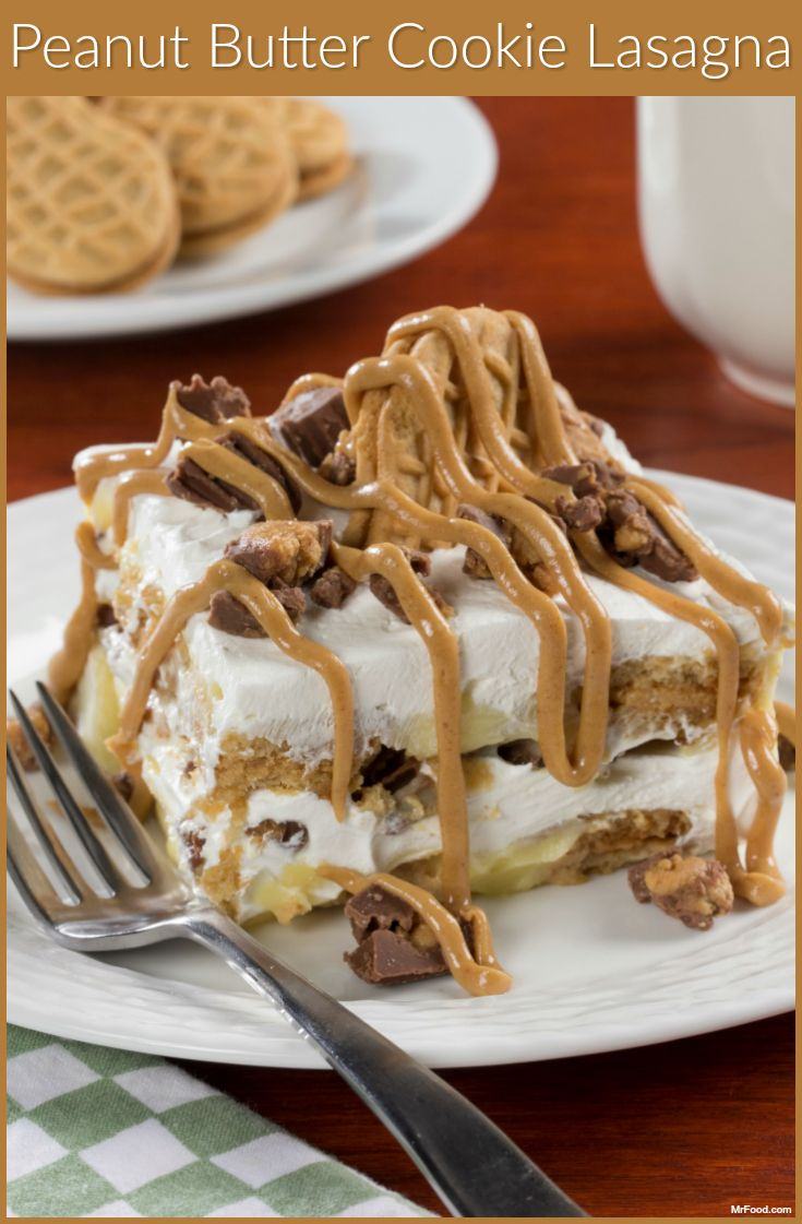 Mr Food Chocolate Peanut Butter Dream Cake