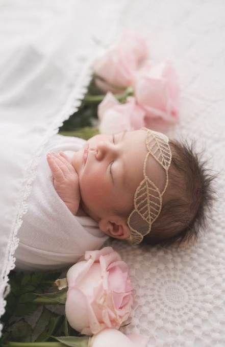 58+ super ideas photography newborn girl flower crowns #photography