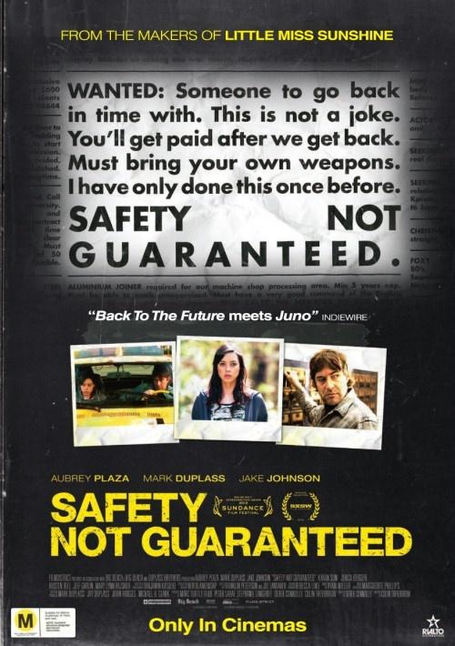 Na własne ryzyko (2012)