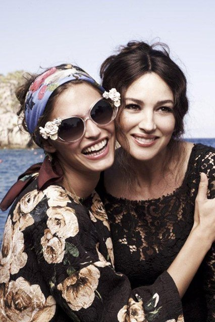 Dolce & Gabbana spring/summer 2013 campaign