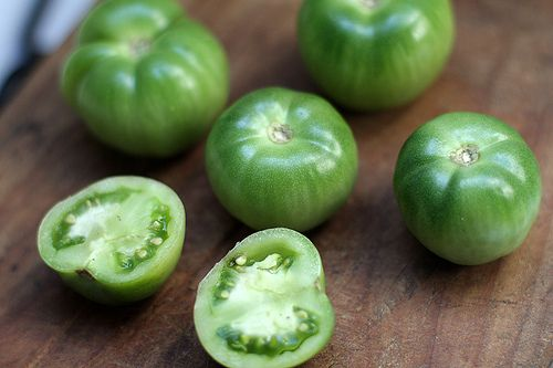 Green tomato chutney recipe - I am going to try to ferment this.  It just looks marvelous!