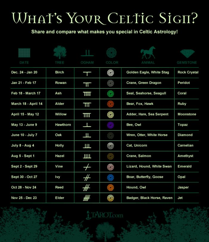 Celtic Astrology is one of the most powerful systems of astrology using nothing but NATURE! Take a peek to see what you are. ~Moon Priestess