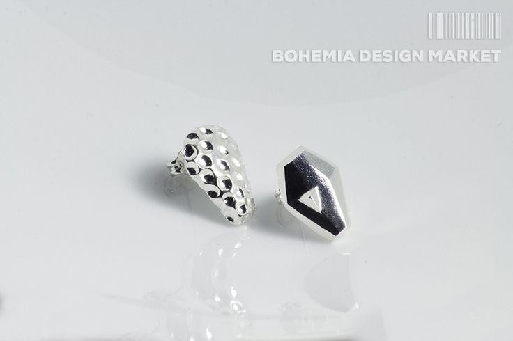>> GOLDINFUSION by martin brindza <<  Enjoy Uniqueness & Quality of Czech Design http://en.bohemia-design-market.com/designer/goldinfusion-by-martin-brindza #unique #original #handmade #jewellery #urban #style  #simple #shape #loveit