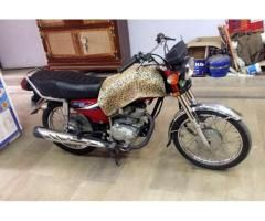 Honda 125 Seal Engine No Fault Model 2015 Reasonable Price For Sale In Lahore