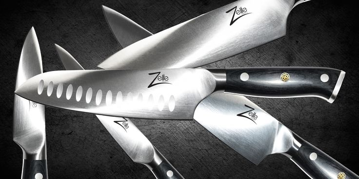 The Alpha Royal German Series Material: German X50 Cr MoV 15 Chromium-Molybdenum-Vanadium Stainless Steel‼️ So what does this mean regarding to performance? Well here's SOME of the Pro's and Con's of this type of steel‼️  Pro's: - Same top grade German Steel used by Wusthof & Zwilling Henckels - Excellent all rounder for Family and Professional use! - Less Care needed - Easy to sharpen and Awesome corrosion resistance  Con's: - Edge Retention is not as good as our AUS8 Steel