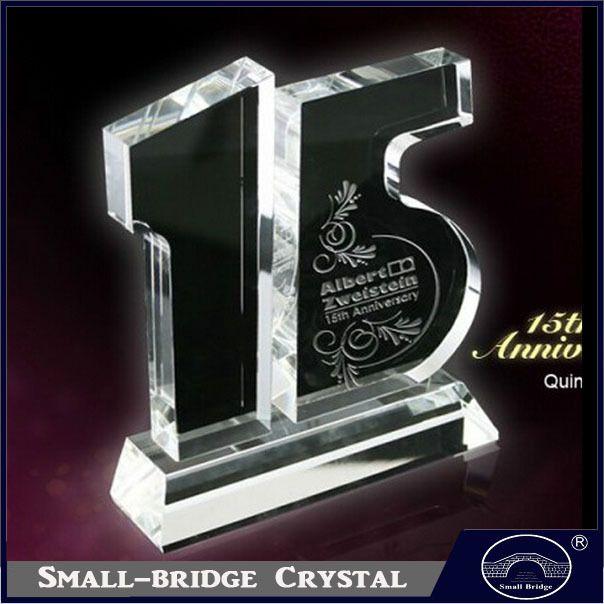 Crystal Gift Ideas 15th Wedding Anniversary: Supply 5th 15th 20th 10th Anniversary Gifts Corporate Gift