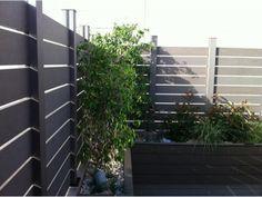 vallas de madera sintetica para exterior