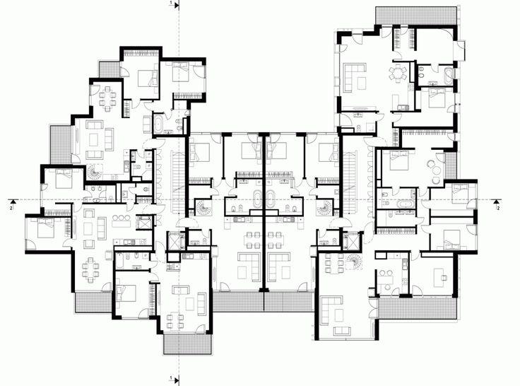 Gallery of Dzintaru 32 / SZK/Z Architects - 24 Best Architects
