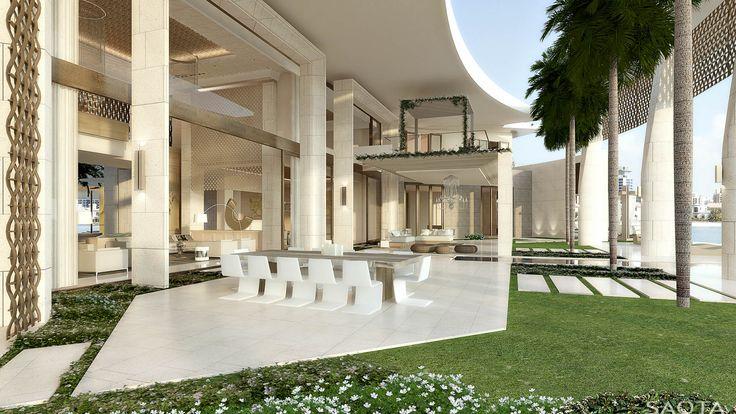 344 best saota images on pinterest resort style deck - Residence de standing saota roca llisa ...