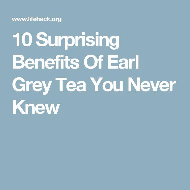 10 Surprising Benefits Of Earl Grey Tea You Never Knew