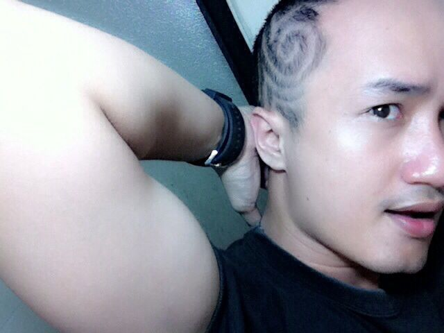 "-New Pattern of My Hair-  ""Batik"" symbol of Indonesia Culture Pattern LOL"