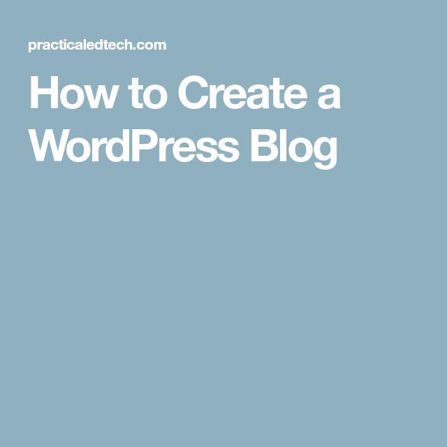 82 best Blogging images on Pinterest   Blogging, Professor and Schools