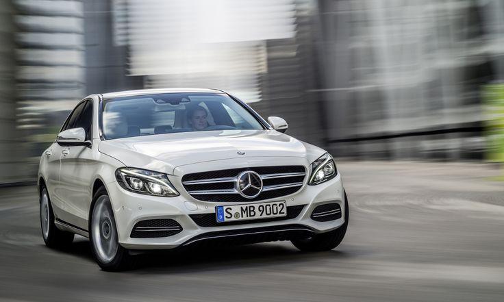 Mercedes previews new C-Class