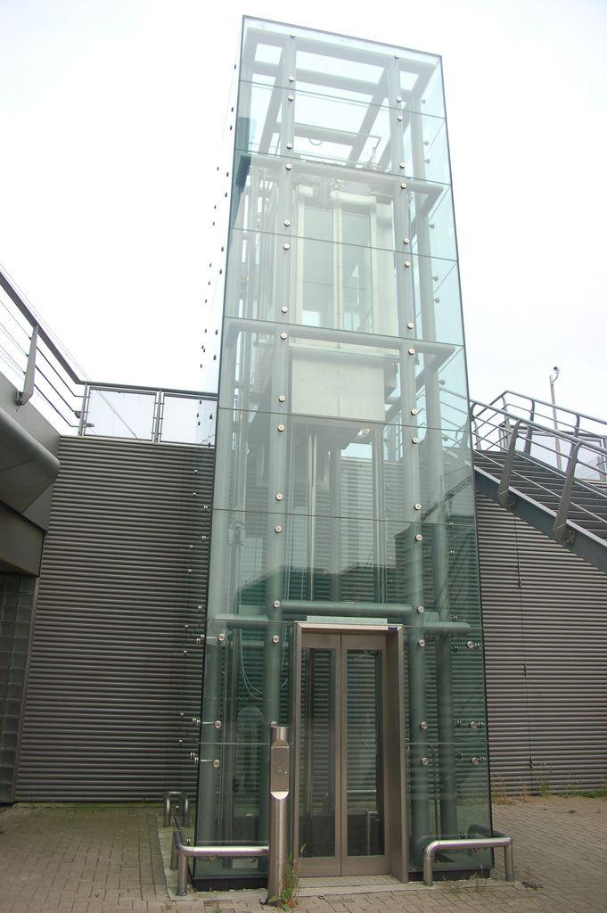 glass elevator - Google Search
