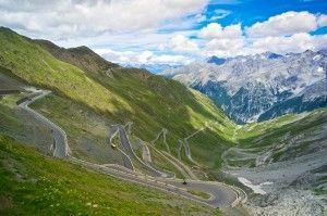 Stelvio Pass,Italy www.romaniamotorcycletours.com