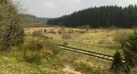 Grünes Kloster-Sourbrodt, vennbahn