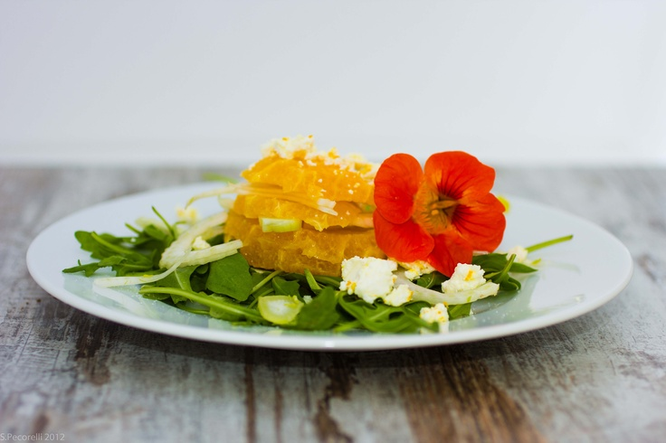 Arugula, Fennel And Orange Salad Recipes — Dishmaps