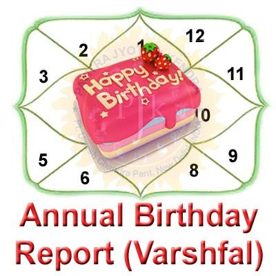 Annual Birthday Report