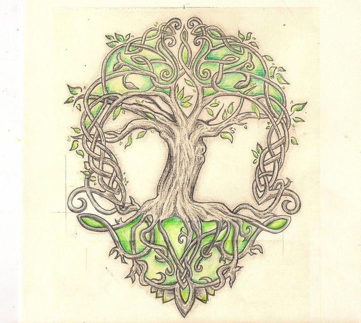 blog de requiem 07 arbre de vie arbre de vie tatouage. Black Bedroom Furniture Sets. Home Design Ideas