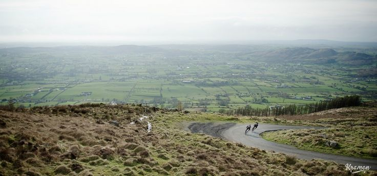 Slieve Gullion Forest Drive - a great place to cycle! Visit www.ringofgullion.org for cycle routes in the Ring of Gullion area.