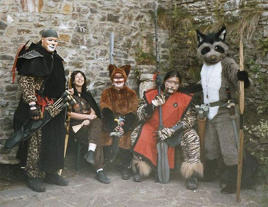 Fuzzy Fantasy - Live Action Role Playing