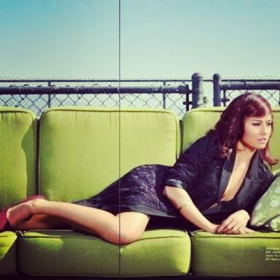 "Agnez Mo on ""Regard Magazine"" #beauty"