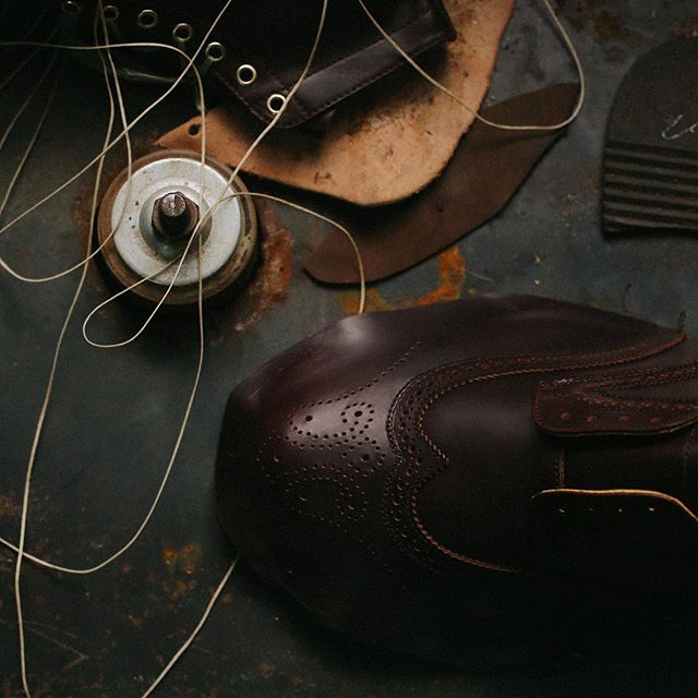 One of the important factors in producing quality handcrafted leather shoe is the LEATHER itself. Our R&D team personally select and test each leather we use to provide quality assurance for our customers
