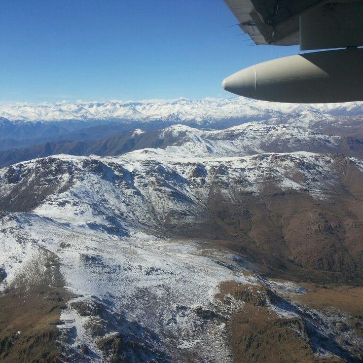 Cordillera chilena